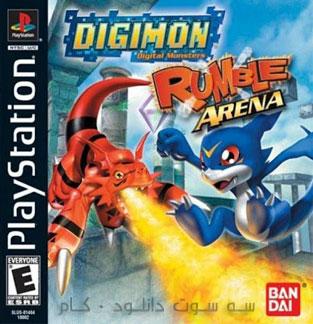 بازی دیجیمون 1